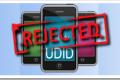 Apple počeo da odbija iOS aplikacije koje koriste UDID