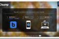 Bump omogućuje da dodirom telefona i spacebar dirke prebacite sve fotografije na računalo
