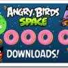 Angry Birds Space preuzeta 100 milijuna puta