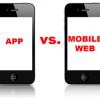 Napraviti mobilnu aplikaciju ili mobilni sajt?