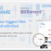 BitTorrent SoShare servis nudi besplatan transfer datoteka do 1TB