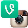 Facebook Instagram ili Twitter Vine?