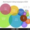 Najpopularniji programski jezici u 2014 godini