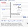 Kako u Facebook post ugraditi gumb za akciju