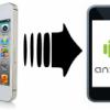 Kako prenijeti kontakte, glazbu i fotografije sa iPhone na Android