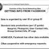 Kako američki špijuni koriste Facebook