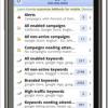 Google izbacio AdWords aplikaciju za mobilni uređaj