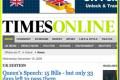Britanski Times namerava naplaćivati svoje online izdanje