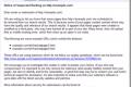 Google Webmaster Central pokrenuo Centar za obavještavanje webmastera o zloupotrebi i mogućem hakiranju sajtova