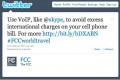 Savezno Povjerenstvo za Komunikacije SAD-a odobrava Skype i čak preporučuje da ga ljudi koriste