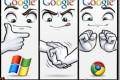 Google svojim zaposlenicima zabranio da rade na Windows-u