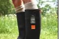 Čizme koje pune vaš telefon dok hodate u njima