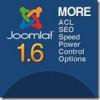 Joomla 1.6 nudi nove značajke za dizajnere i administratore