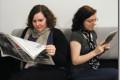 Ljudi više konzumiraju vijesti sa Interneta nego iz novina