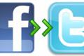 Facebook će uskoro omogućiti povezivanje sa Twitter-om