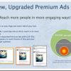 Facebook sprema nove premium oglase