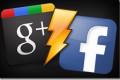 Korisnici provode 136x više vremena na Facebooku nego na Google+