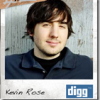 Kevin Rose definitivno u Google-u