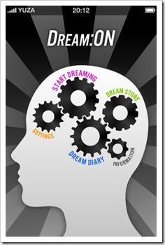 Dream-ON-aplikacija