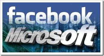 Facebook-Microsoft
