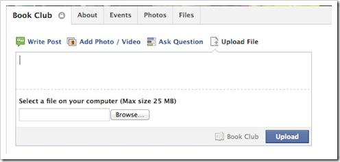 Facebook-Groupe-dijeljenje-datoteka