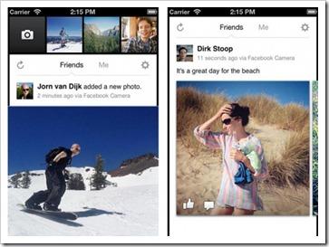facebook-camera-aplikacija