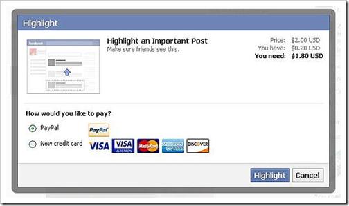 facebook-placanje-za-azuriranje