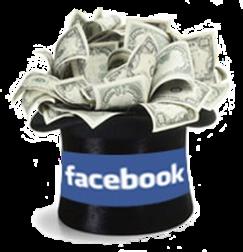 kako facebook zaradjuje