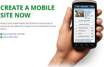 kako do besplatnog mobilnog sajta sa google gomo i dudamobile