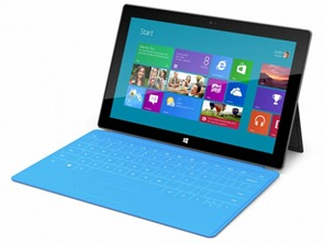 microsoft surface tablet racunar