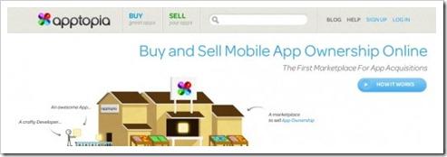 aukcijska prodaja aplikacije apptopia