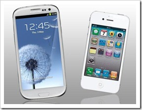 Samsung-Galaxy-S3-Apple-iPhone-4S