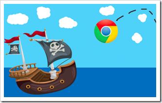 google-piratstvo