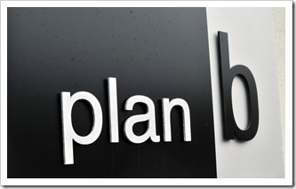 rezervni plan-planb
