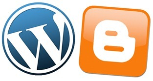 wordpress ili blogger