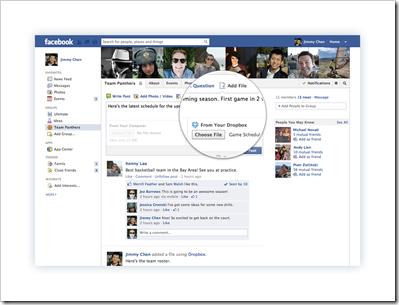 facebook-dropbox