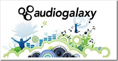 audiogalaxy aplikacija