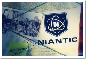 google niantic project