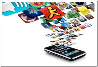 za cetiri godine na apple app store postavljeno milijun aplikacija
