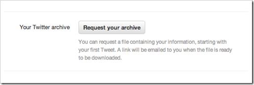 zahtevaju svoju arhivu