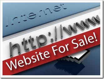 kako prodati web sajt