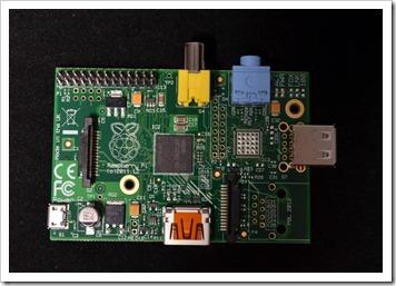 Raspberry Pi-Model-A