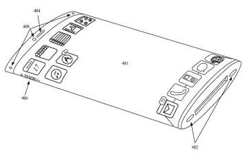 iphone sa zaslonom oko citavog uredjaja