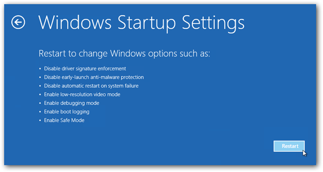 windows startup settings2