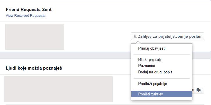 brisanje-zahtjeva-za-facebook-prijateljstvo