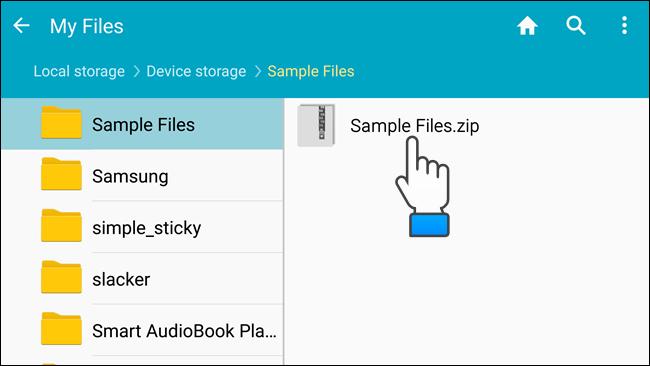 zip_file_samsung