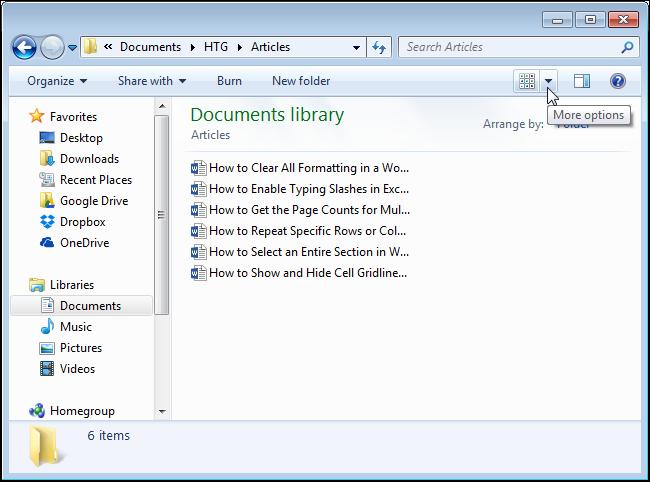 Kako videti koliko stranica ima svaki vaš Word dokument 2
