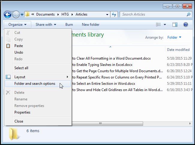 Kako videti koliko stranica ima svaki vaš Word dokument 7