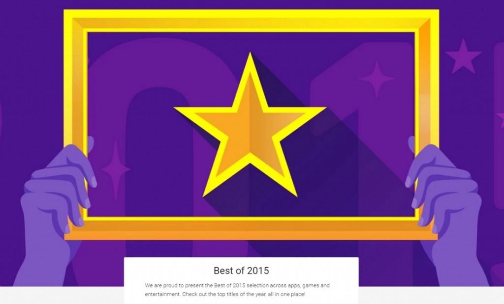 google najpopularnije u 2015 godini