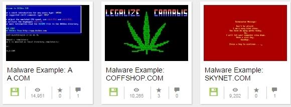 malware muzej